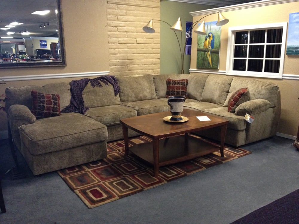 Ashley 3 Pc Sectional Starting At Only 1199 Yelp