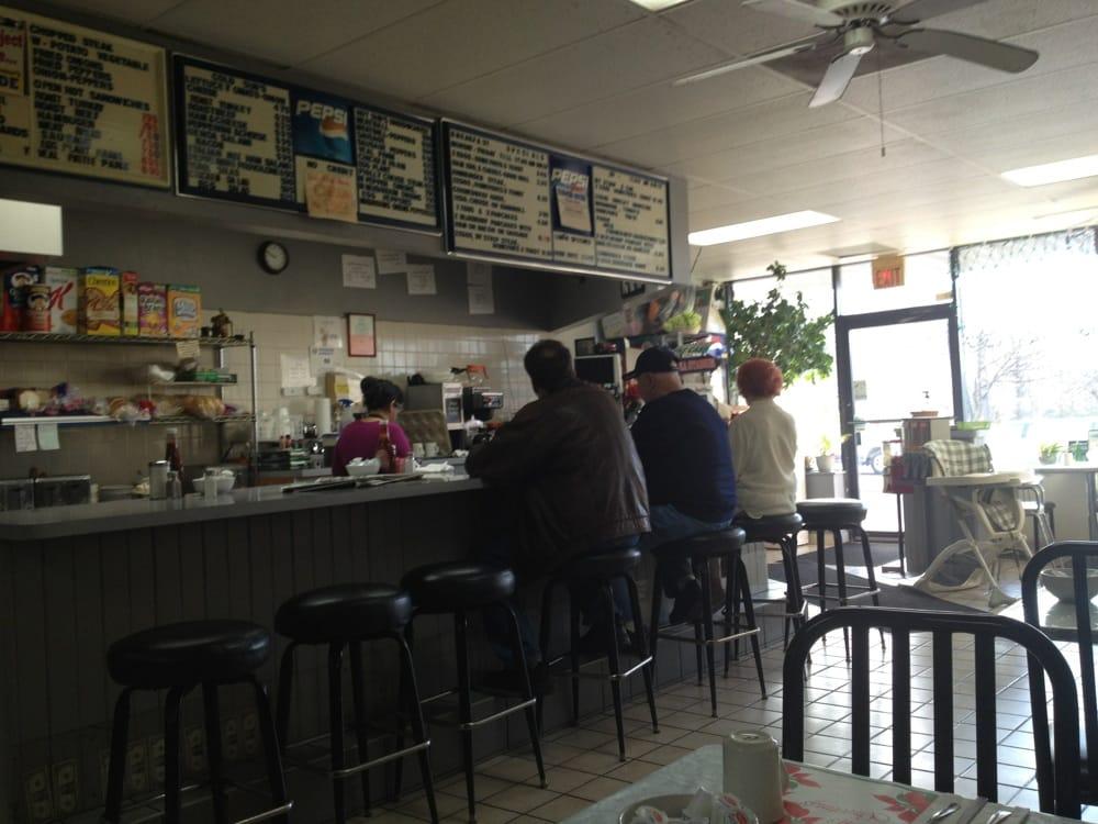 Hilltop Cafe Near Me