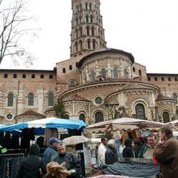 Marché Saint Sernin - Toulouse, France