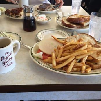 Original pantry cafe pantry burger los angeles ca for Pantry los angeles yelp