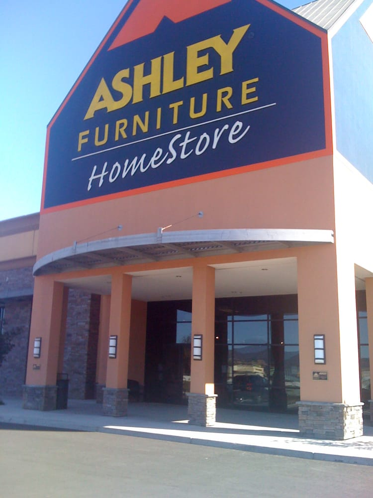 Ashley Furniture Homestore 17 Photos Furniture Stores 4865 Auto Plaza Ct Fairfield Ca