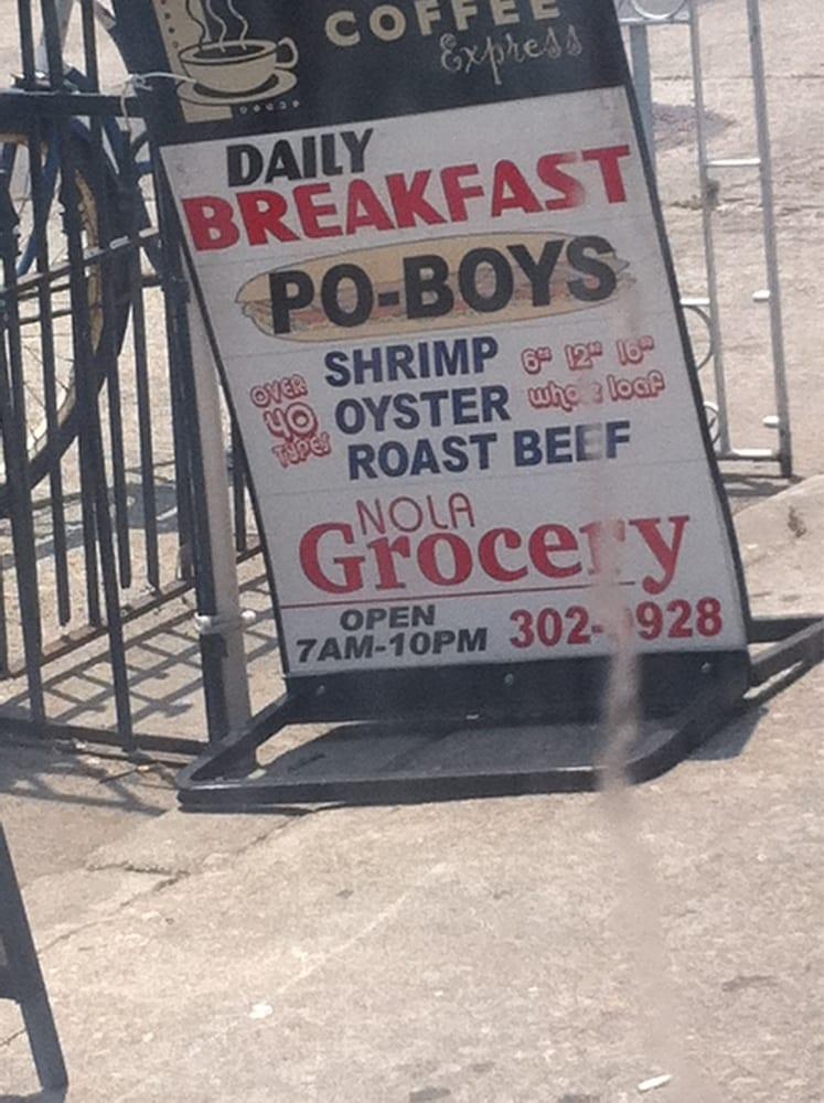 Nola Grocery Closed 20 Photos Cajun Creole Restaurants Lower Garden District New