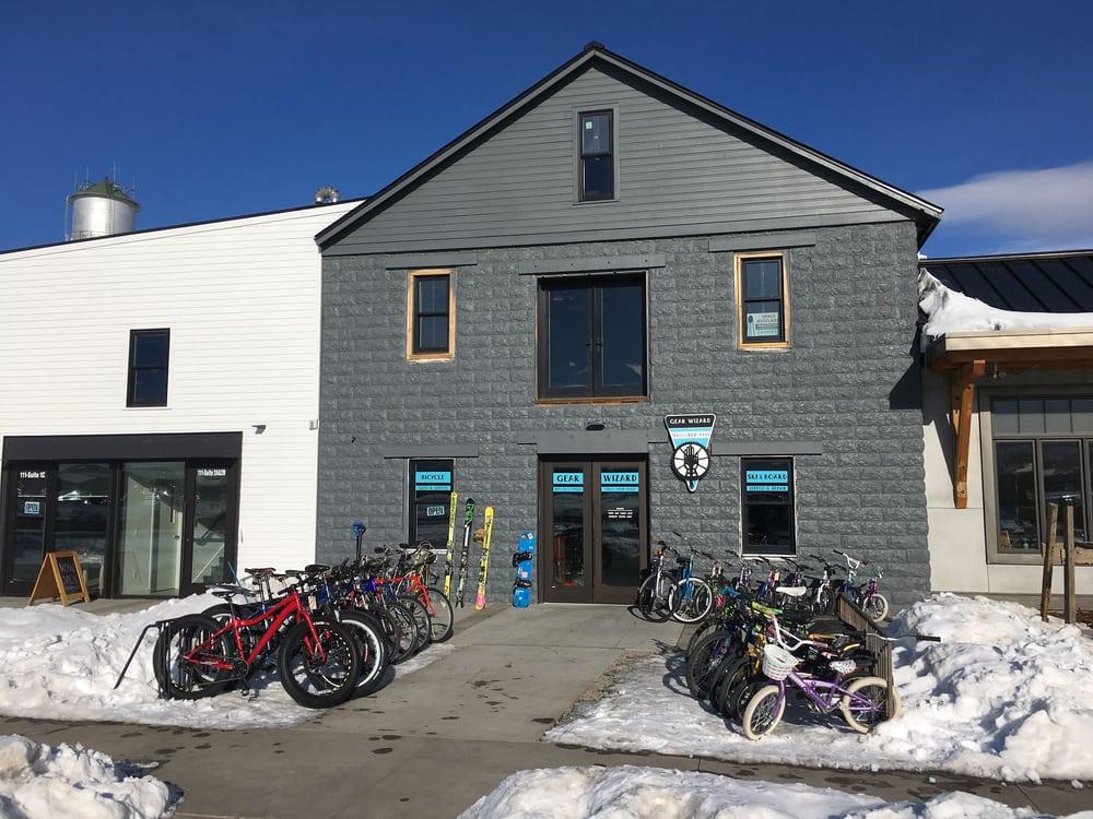 Gear Wizard Bike Repair Maintenance Bozeman Mt
