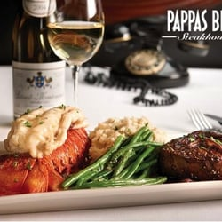 Pappas Brothers Steakhouse logo