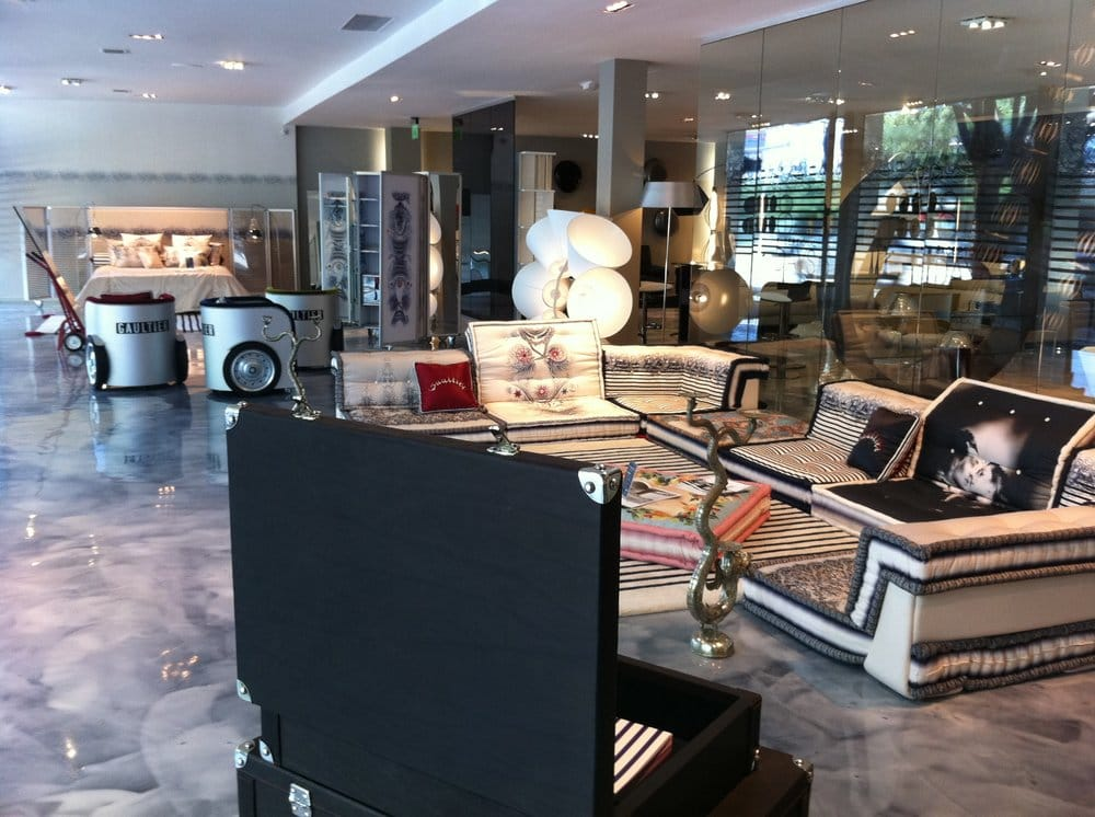 Roche Bobois Furniture Stores West Hollywood Los Angeles CA Yelp