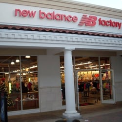 new balance outlet boston