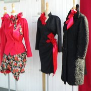 Histoires de Mode, stand vintage, Villeurbanne, France
