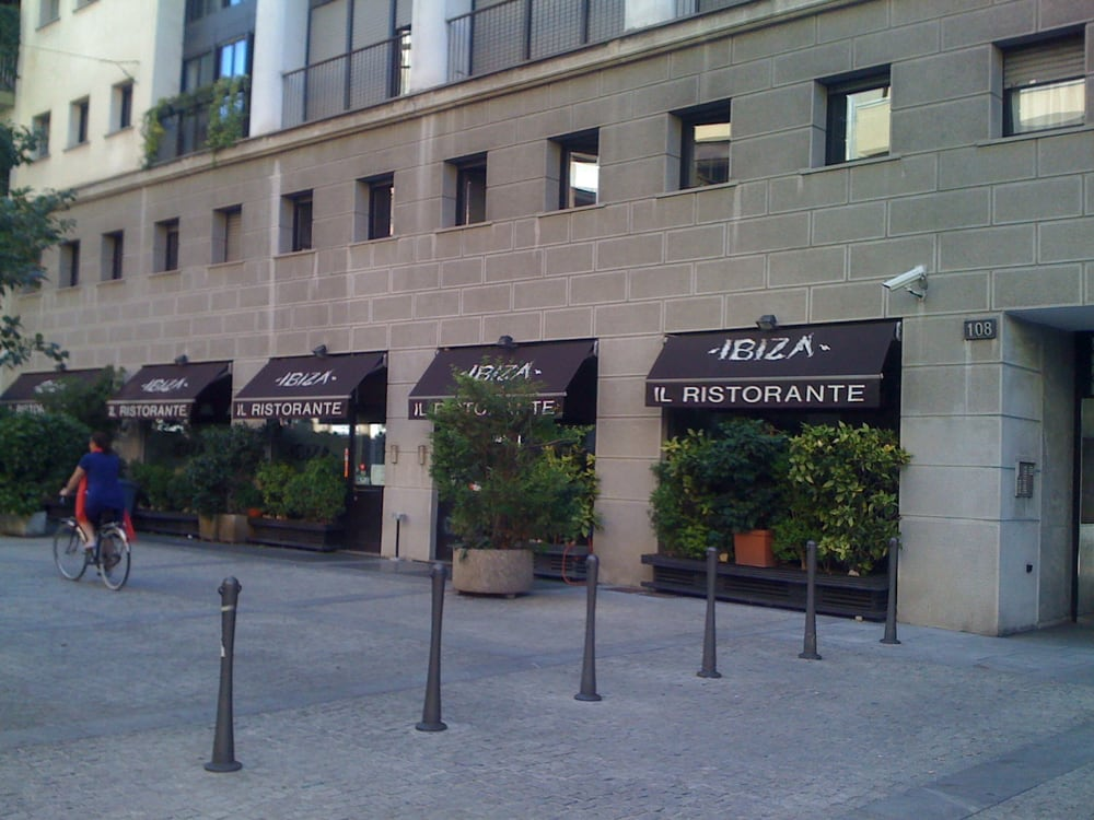 Ibiza geschlossen italienisches restaurant moscova for Ibiza ristorante milano