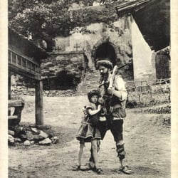 Wilhelm Tell, Seelisberg, Uri, Switzerland