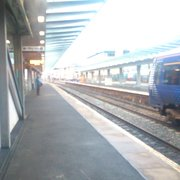 Haymarket Railway Station, Edinburgh