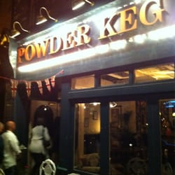 Powder Keg Diplomacy, London