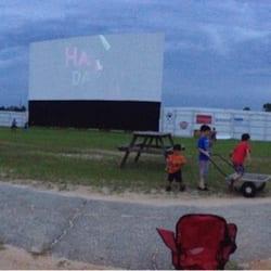 Drive In Movie Theater In Jesup Ga