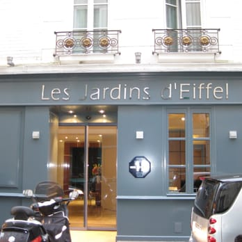 Les jardins d eiffel 18 photos hotels 8 rue am lie for Les jardins de paris hotel