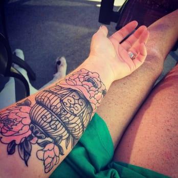 Rabid hands tattoo studio 16 photos tattoo ballard for Healing hand tattoo