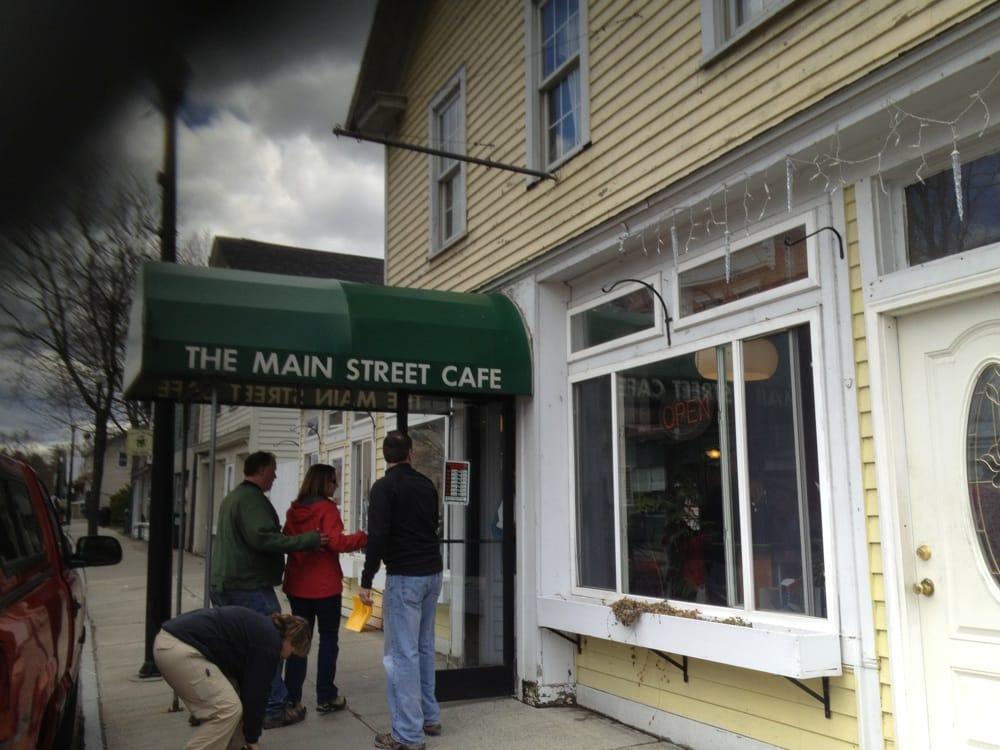 Main Street Cafe Menu Valatie Ny
