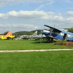 In blau die An-2