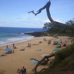 maui beach tans