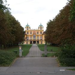 Schloss Favorite, Ludwigsburg, Baden-Württemberg