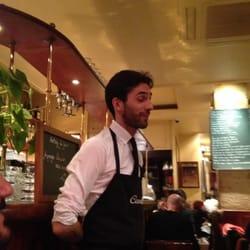 Camille - Paris, France. Mister Matthieu