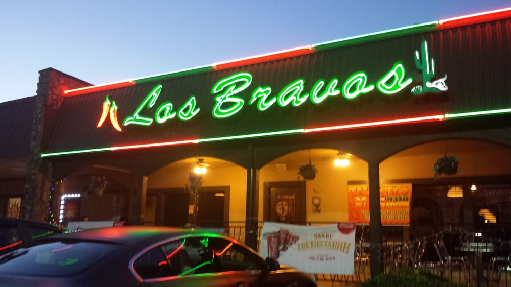 Image result for los bravos mexican restaurant