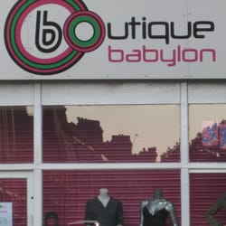 Boutique Babylon, London