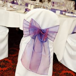 Crystal Chair Covers, Grimsby, North East Lincolnshire