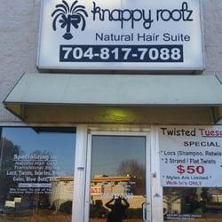 Knappy Rootz Natural Hair Suite Charlotte Nc