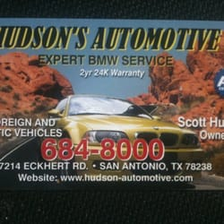 Hudson Automotive logo