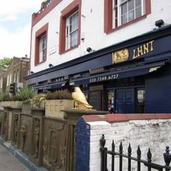 LMNT Restaurant, London
