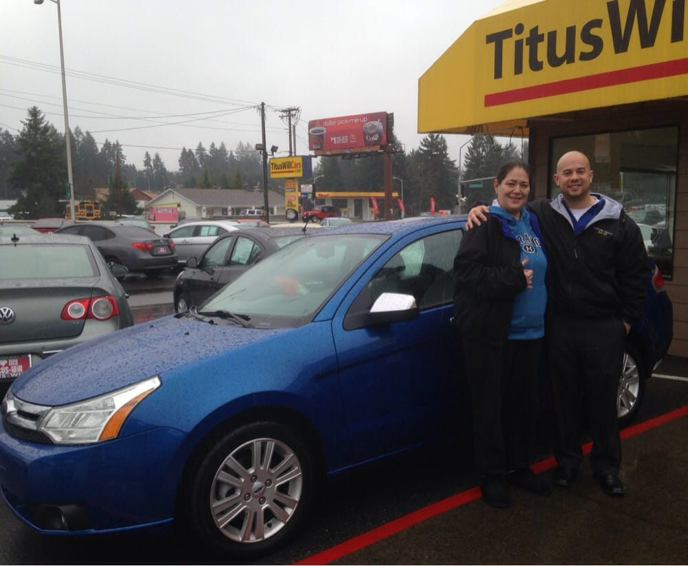 Olympia Auto Mall >> Titus-Will Used Cars - Car Dealers - 6504 Martin Way E - Olympia, WA, United States - Reviews ...