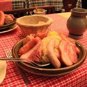 Restaurant Lohkäs - choucroute royale