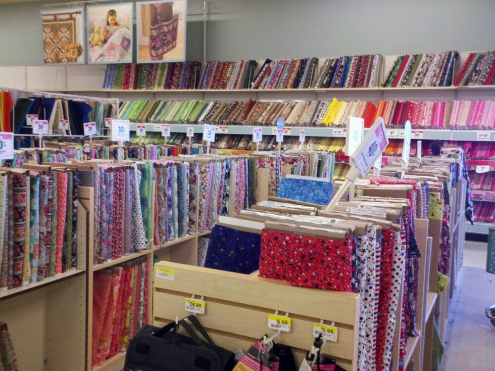 Jo ann fabric and crafts fabric stores 1440 central for Joann craft store near me