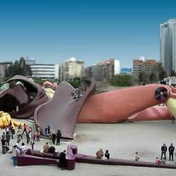 parque de Gulliver, Valencia, Spain