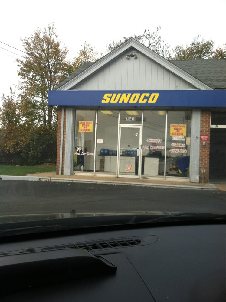 Gas Stations Near Me >> Sunoco Gas Station - Petrol & Service Stations - 3541 US Highway 9 - Freehold, NJ, United States ...