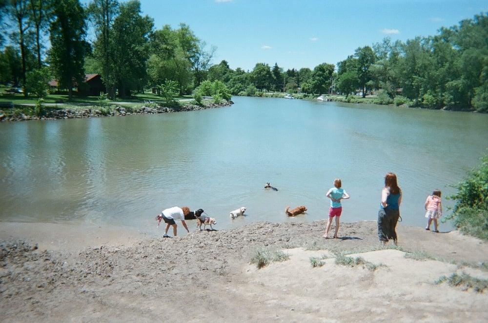 Ellicott Creek Dog Park