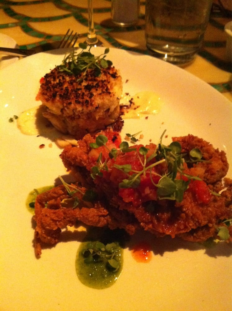 Crab duo at emeril 39 s in las vegas yelp for New orleans fish house