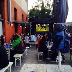 Fussball outside @ Kulturpalast