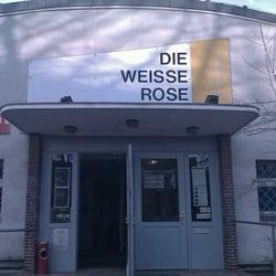 DIE WEISSE ROSE - Eingang