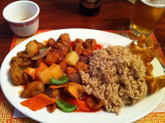 New Peach Garden Chinese Restaurant Golden Co Verenigde Staten Yelp