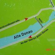 U1 Alte Donau, Wien, Austria