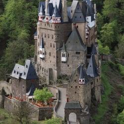 Burg Eltz Nordseite