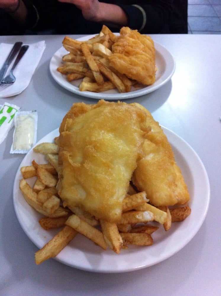 Duckworth's Fish & Chips - Seafood Restaurants - Scarborough - Scarborough, ON, Canada - Reviews ...