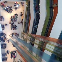 Huge atrium