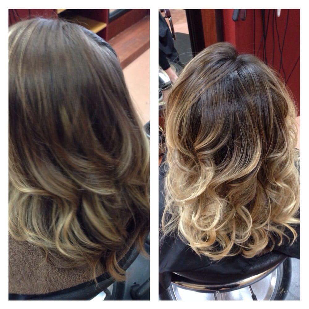 Honda Montclair Ca Infinity Hair Studio Montclair CA United States Balayage ombr