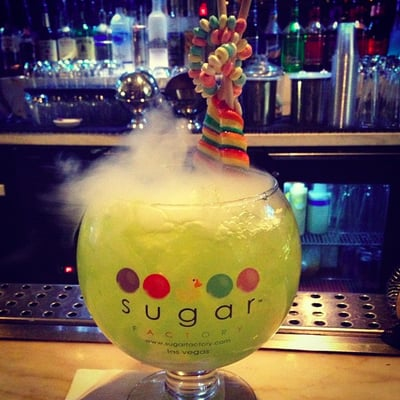 Best Fishbowl Drinks In Chicago