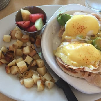 ... Watch - Fairfax, VA, United States. Eggs Benedict (turkey, avocado