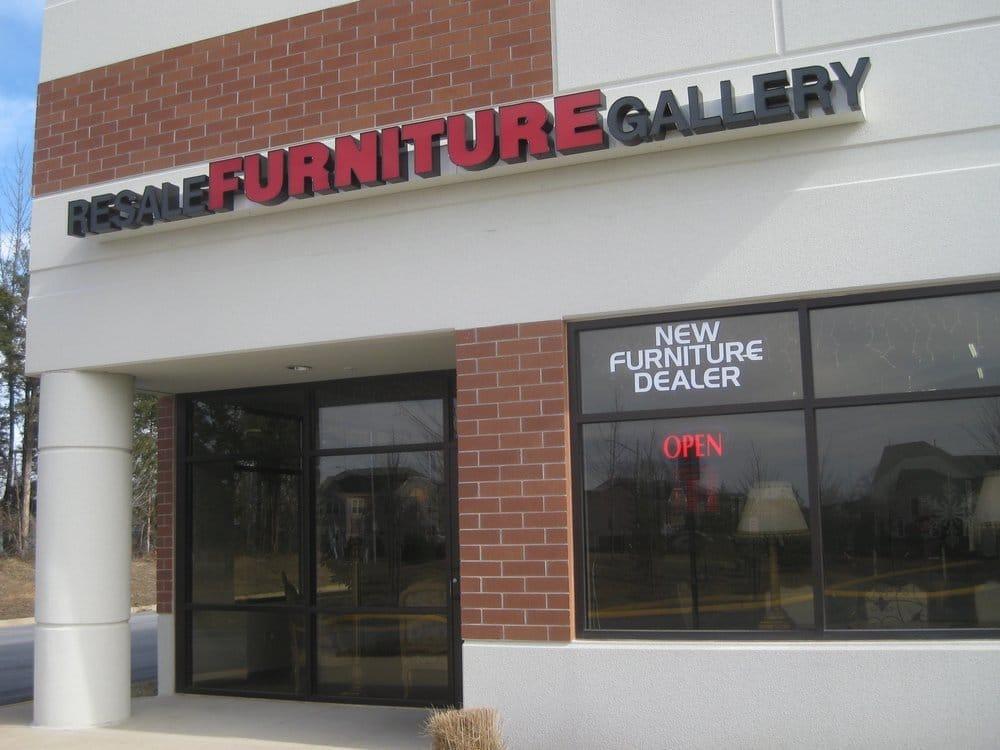 Resale Furniture Gallery CLOSED Furniture Shops