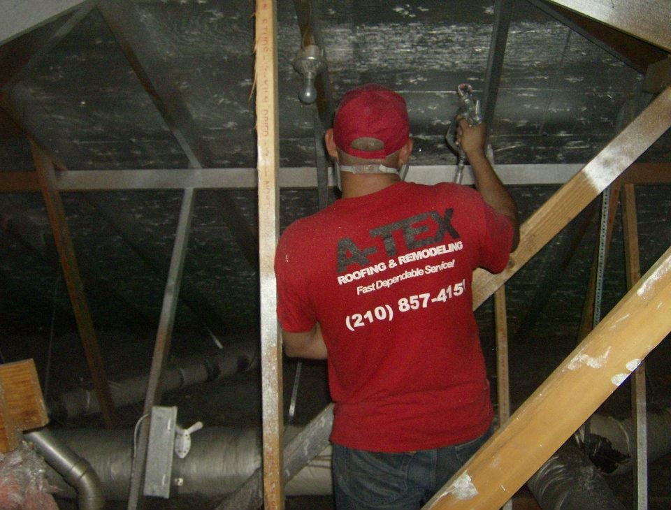 A Tex Roofing Remodeling 13 Photos Roofing San Antonio Tx Reviews Yelp