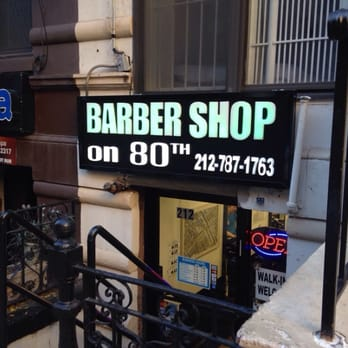 Barber Shop On 80th - Barbers - Upper West Side - New York, NY ...