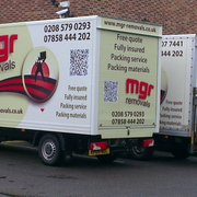 Mgr Removals, London